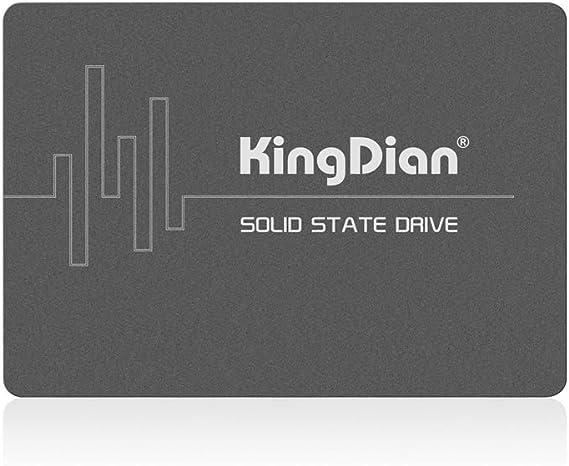Kingdian 240 Gb Velocidad de Lectura/Escritura. 560/422Mb/S Sata3 Interna Unidad de Estado Sólido Para El Ordenador Portátil Pc de Escritorio con 256 M de Cachá