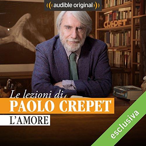 L'amore audiobook cover art