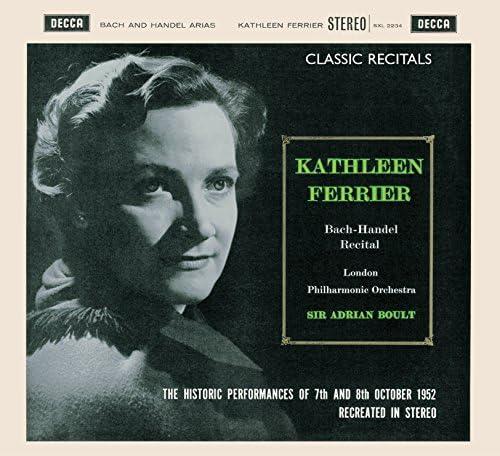 Kathleen Ferrier, London Philharmonic Orchestra & Sir Adrian Boult