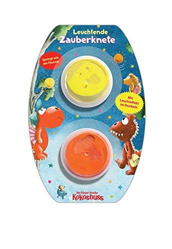 Der kleine Drache Kokosnuss - Zauberknete: Set 2 Farben