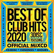 BEST OF CLUB HITS 2020 -3DISC 150SONGS-