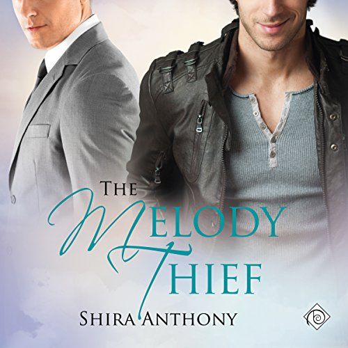 The Melody Thief audiobook cover art