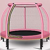 BXYY Kindertrampolin Mit Netzschutz - Bewegung, Sicherheitsschutz, Gewicht 200Kg, Bewegung, Kinder...