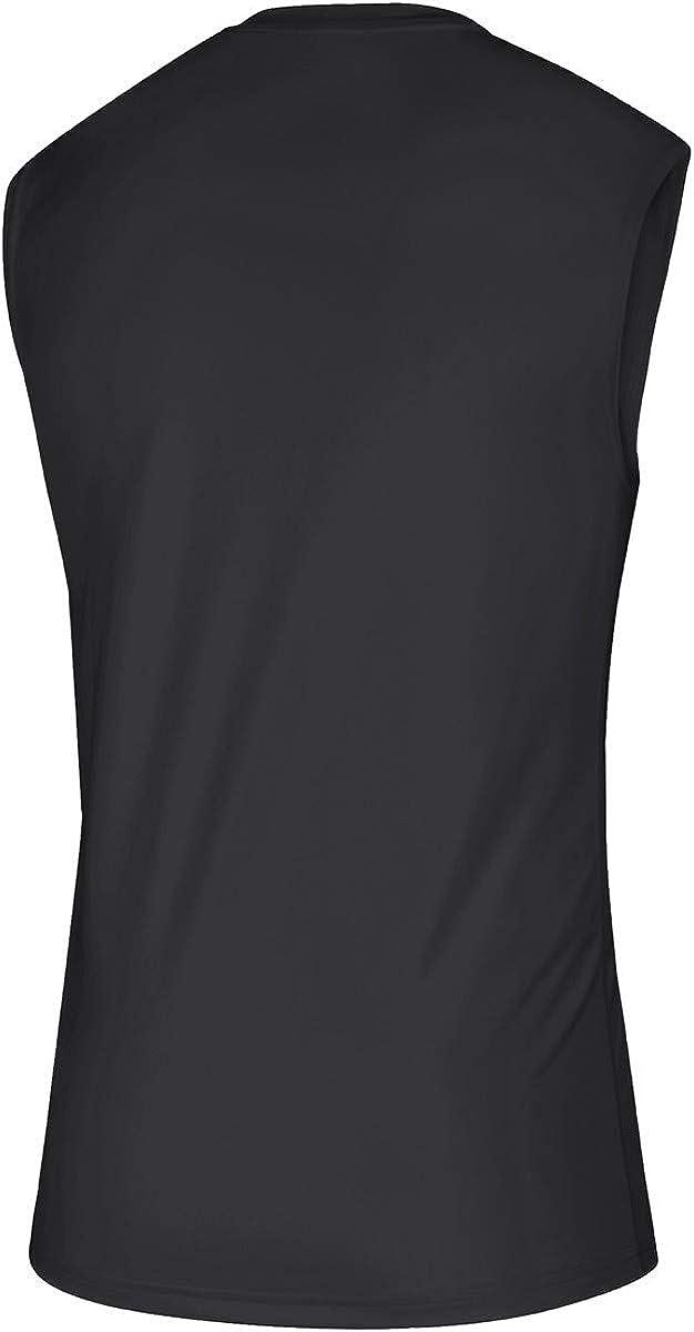 adidas Men's Climalite Regular Fit Sleeveless T-Shirt EK009