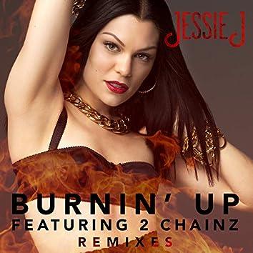 Burnin' Up (Remixes)