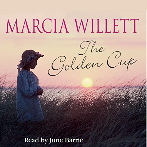 The Golden Cup audiobook cover art