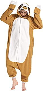 Pijama Animal Entero de Franela para Hombre/Mujer Pijama de Disfraz Cosplay Halloween