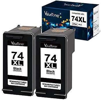 Best hp74xl black ink cartridge Reviews