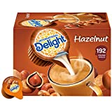International Delight, Hazelnut, Single-Serve Coffee Creamers, 192 Count (Pack of 1), Shelf Stable...