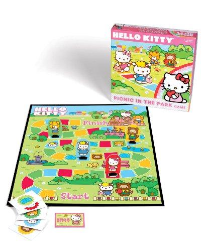 Pressman Hello Kitty Picknick in den Park Game
