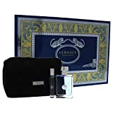 Best Versace Guy Colognes - Versace Pour Homme Gift Set, 3 Count Review