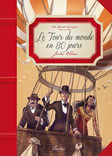 Le Tour du monde en 80 jours (Mes grands classiques) (French Edition)