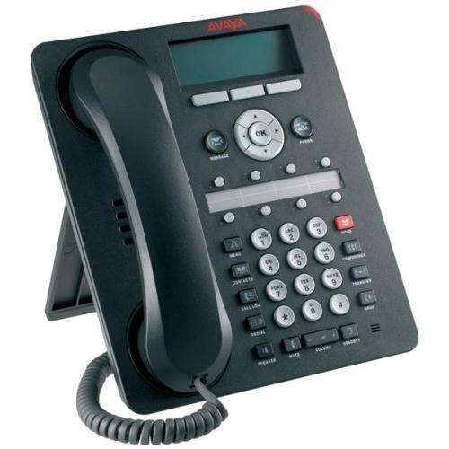 AVAYA 1608-I IP Telefon schwarz