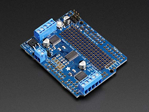 AdaFruit Motor/Stepper/Servo Shield para Arduino v2.3 Kit