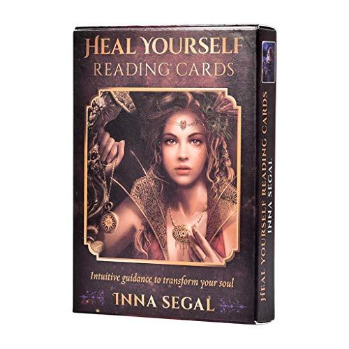 RG-FA Sana a ti mismo leyendo 36 cartas del tarot orientación intuitiva para transformar tu alma