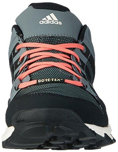 adidas Kanadia 7 TR GTX W, Zapatillas de Running para Asfalto Mujer, Gris (Vista Grey S5/Core Black/Super Blush), 36 2/3 EU