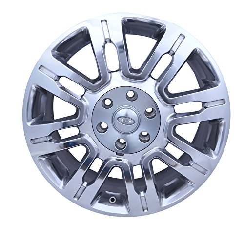 New Single 20' 20x8.5 Polished Alloy Wheel For 2009-2014 Ford F150 EXPEDITION OEM Quality...