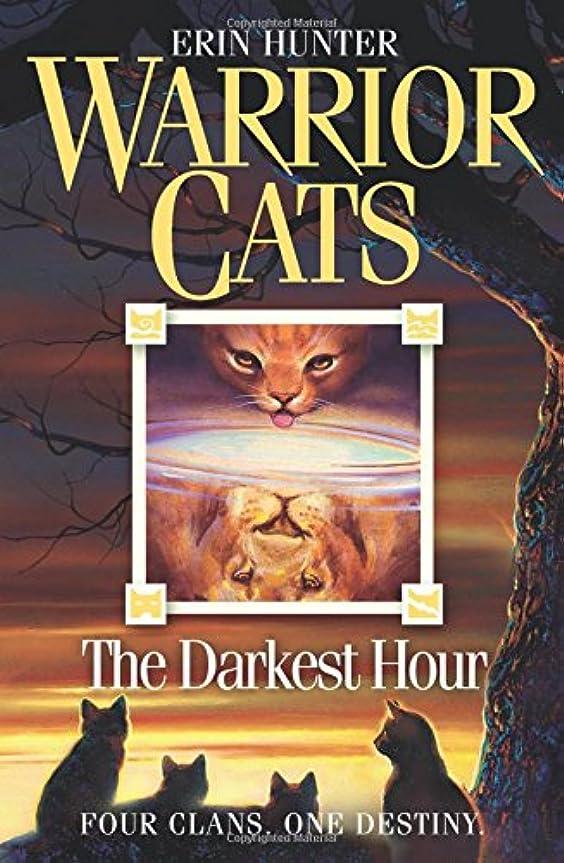 しわ声を出して主要なThe Darkest Hour (Warrior Cats)