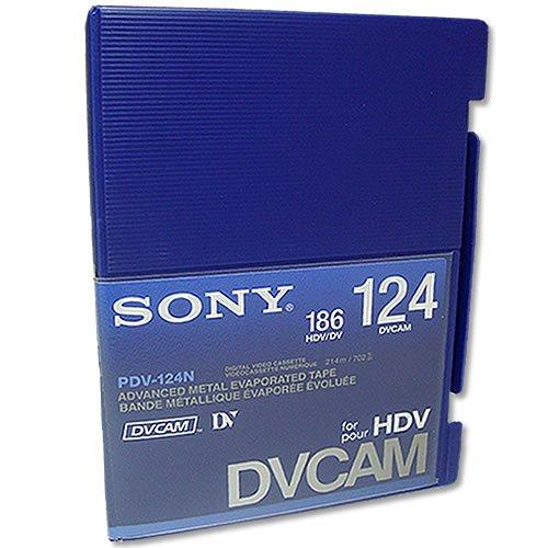 Sony pdv-124N Dvcam/3124minuti tape