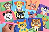 Something to Treasure / 5D Diamond Art Kids Books (Animals)/ Easy/Beginners/Diamond Painting Kits for Kids/Paint by Numbers