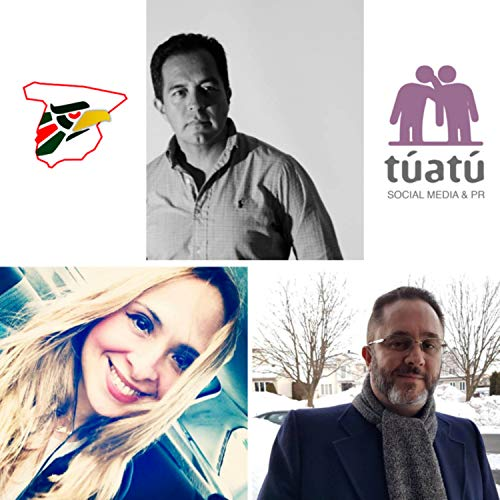 Revista Mprende Con Mariela Bejar Peru Y Alfredo Garcia Canada Revista Mprende Podcasts On Audible Audible Com