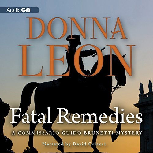 Fatal Remedies audiobook cover art