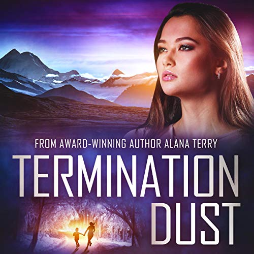 Termination Dust: An Alaskan Refuge Christian Suspense Novel Titelbild