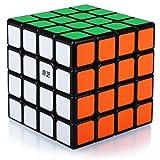 Cubo Magico 4x4 4x4x4 Speed Cube Puzzle Cubo de la Velocidad Niños Juguetes Educativos, Pegatinas de PVC