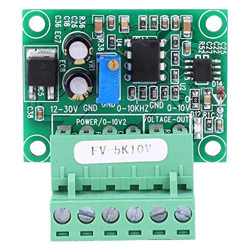 Frequentie-spanningstransformator module, FV-5KHz10V 0~5KHz tot 0~10V digitale analoge signaalmodule omvormer module