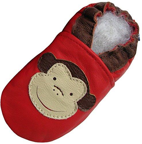 Carozoo Singe Rouge (Monkey Red) 6-12m