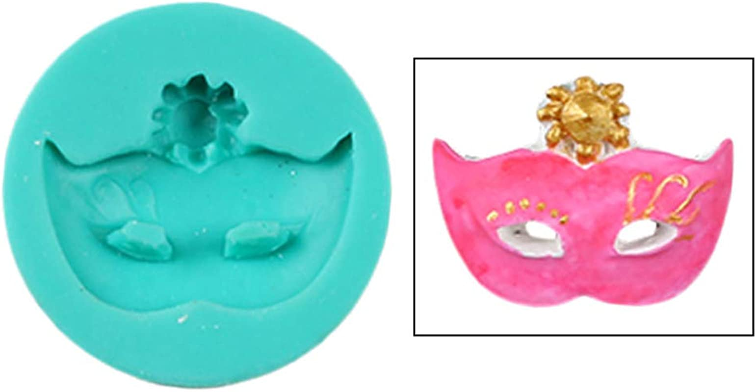 Gecau Mould 3D Flower Silicone Mold Fondant Cake Decorating Chocolate Sugar Mould