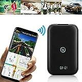 CaCaCook Localizador GPS Portátil, Alarma de Seguimiento An