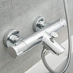 SCHÜTTE 52470 LONDON Badewannenarmatur Thermostat