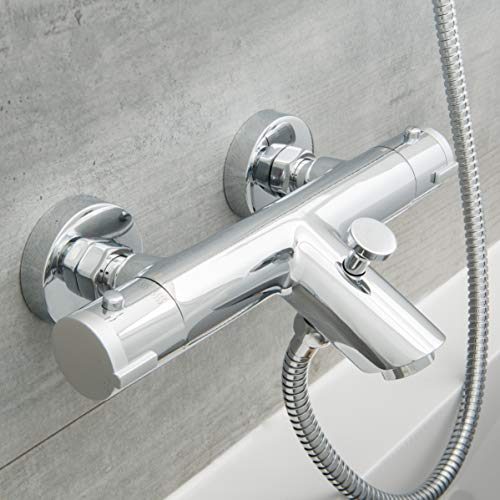Schütte SCHÜTTE 52470 LONDON Badewannenarmatur Thermostat Bild