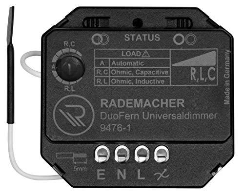 DuoFern Universal Dimmaktor 9476-1, Dimmer Funk-Aktor