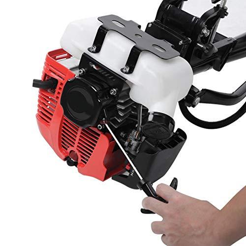 SALUTUY Motor fueraborda Profesional de 2 Tiempos, para embarcaciones de 100 kg o Menos(SC-236D)