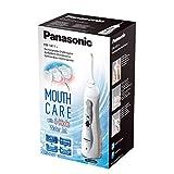 Panasonic Jet Dentaire/Hydropulseur EW1411 - Ergonomique, Sans Fil et Rechargeable - Système Air + Eau