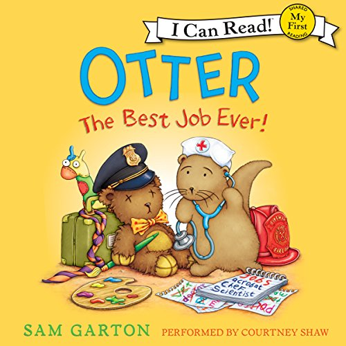 Otter: The Best Job Ever! Titelbild