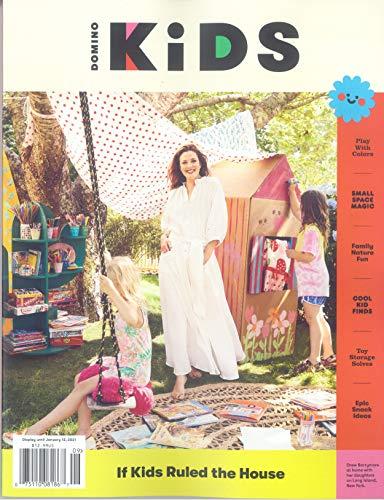 DOMINO KIDS MAGAZINE - FALL 2020 - IF KIDS RULED THE HOUSE