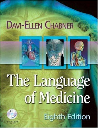Medical Language Instant Translator, 3e (Chabner, Medical Language Instant Translator) by Davi-Ellen Chabner BA MAT (2007-03-02)