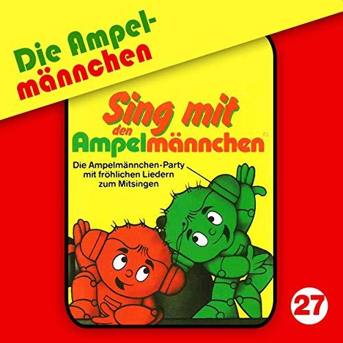 Sing mit den Ampelmännchen audiobook cover art