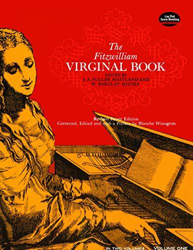 Virginal Book Volume 1: Noten für Klavier (Dover Music for Piano)