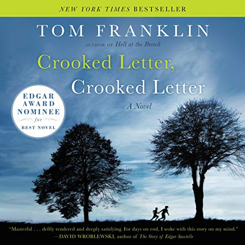 Crooked Letter, Crooked Letter audiobook cover art