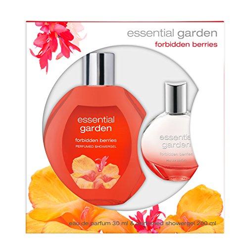 Essential Garden Essential garden forbidden berries edp 30 ml showergel 200 ml