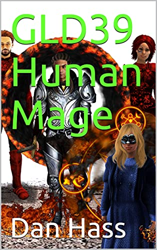 GLD39 Human Mage (5E Sidekick Book 8) (English Edition)