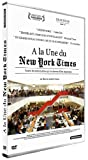 A la une du New-York Times