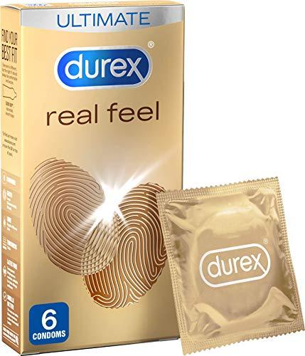 Durex Real Feel Confezione da 6Preservativi