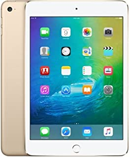 Apple iPad Mini 4 64GB Wi-Fi - Oro (Reacondicionado)