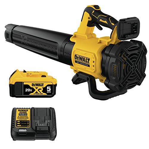 DEWALT DCBL722P1 Blower, Black/Yellow