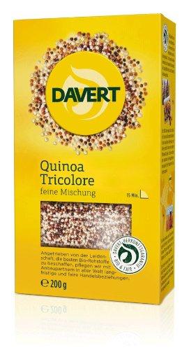 Davert Quinoa Tricolore (1 x 200 g) - Bio